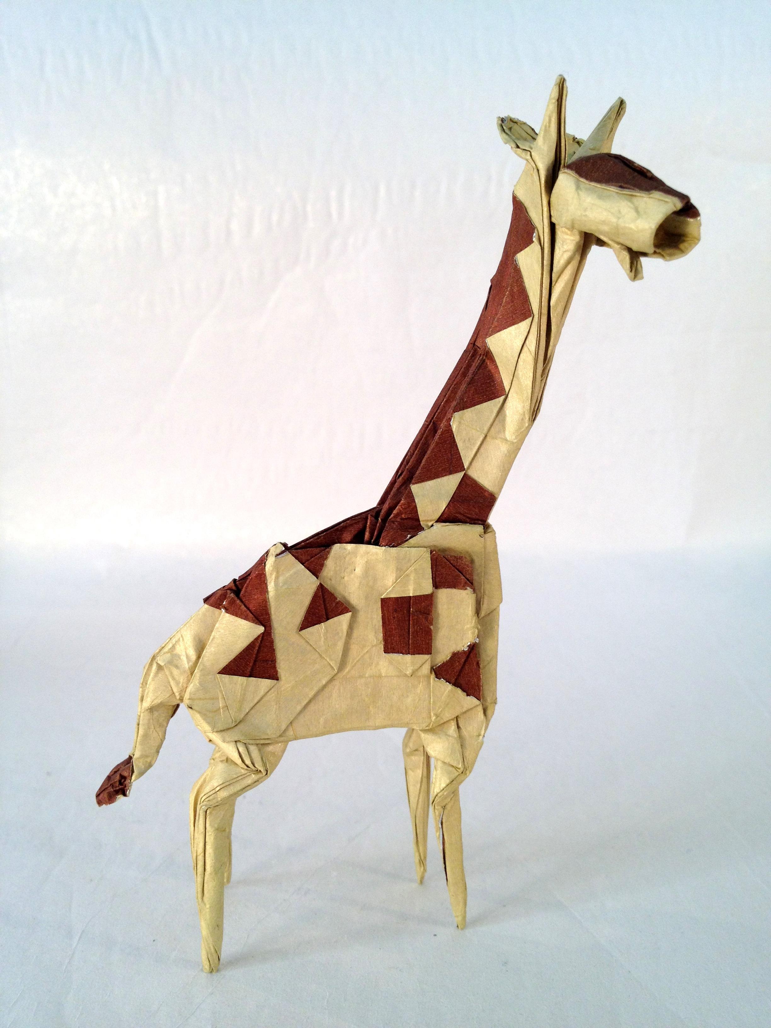 Spotted Giraffe « Friesen Folding - photo#40