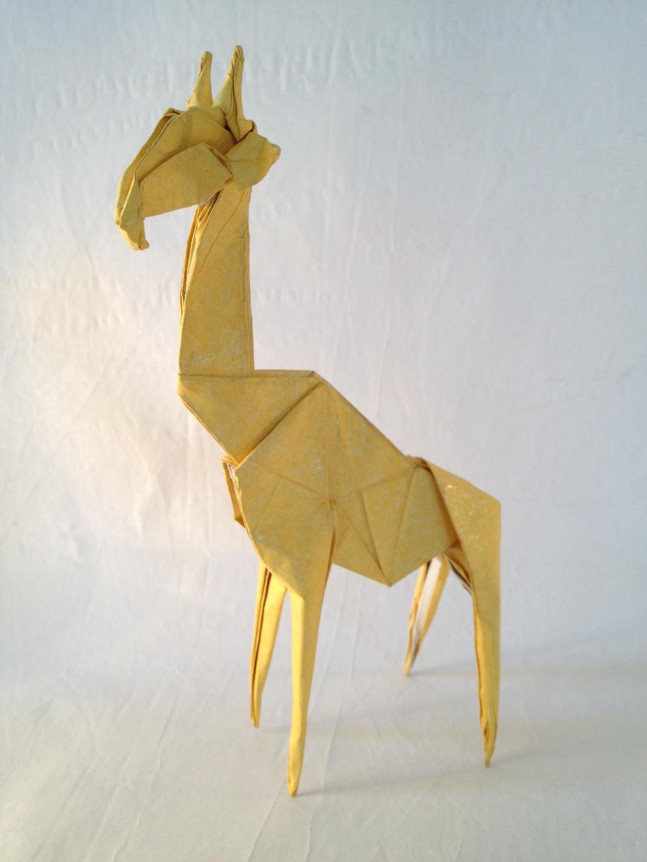 Giraffe « Friesen Folding - photo#24