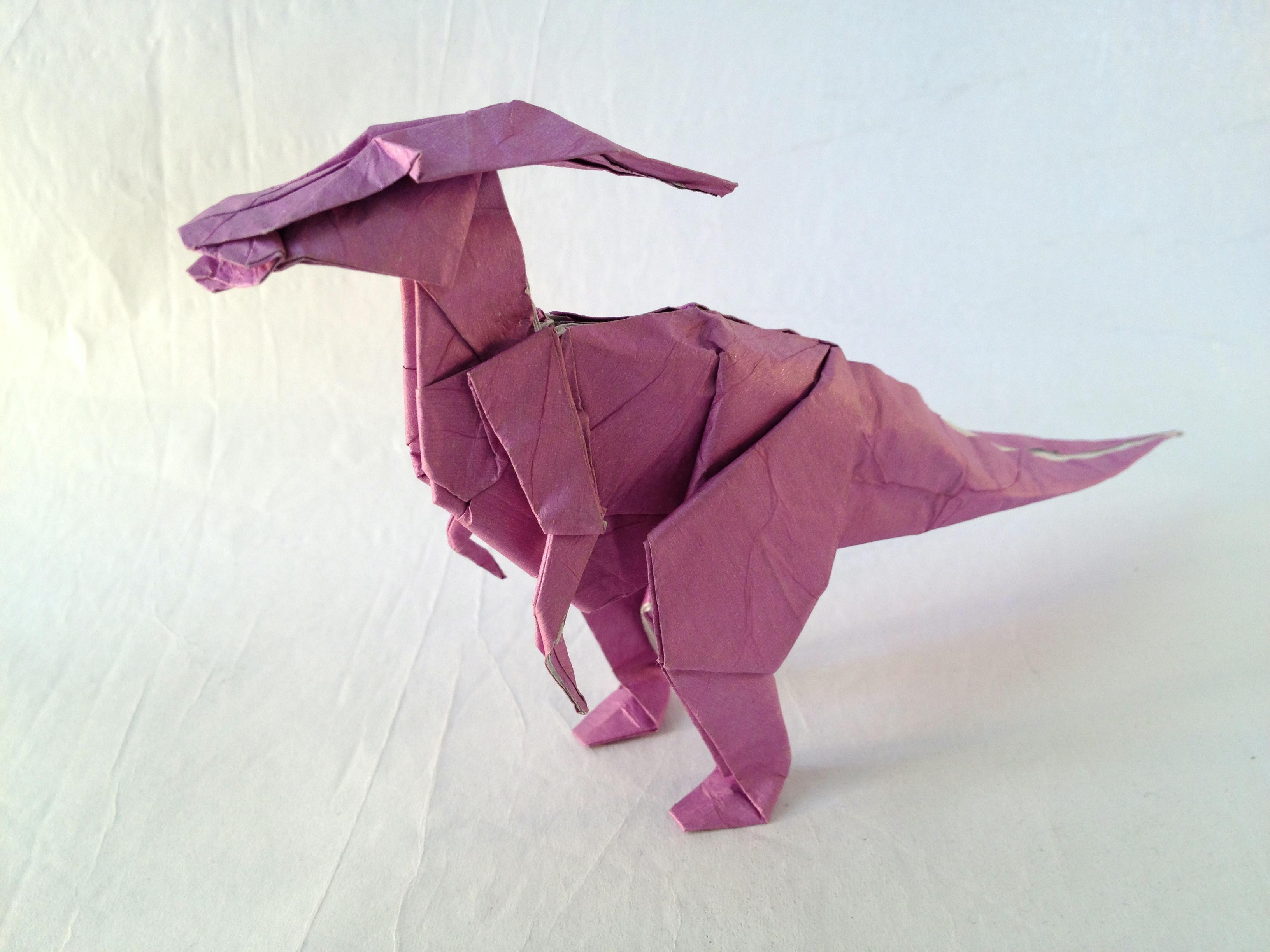 parasaurus  u00ab friesen folding