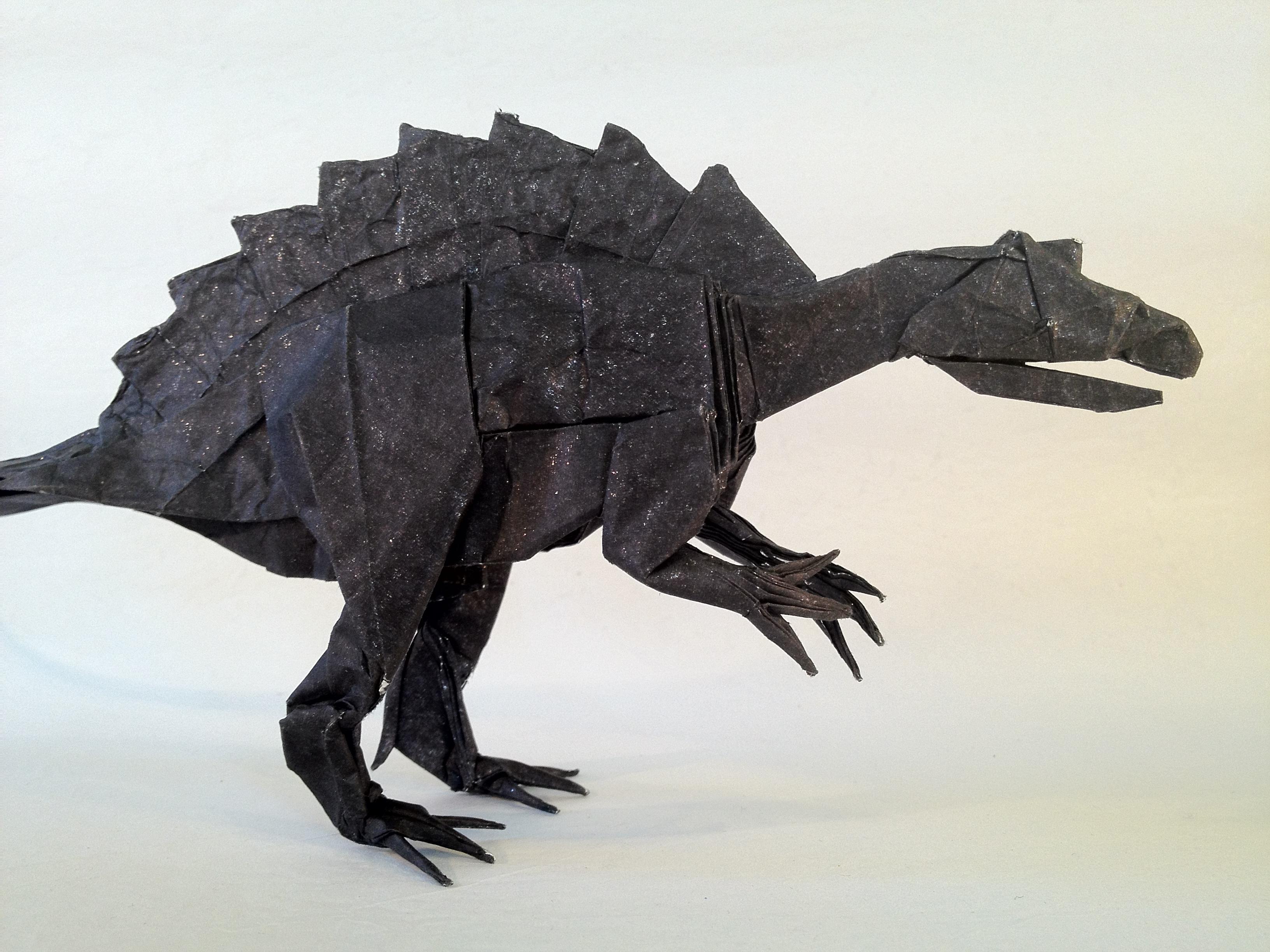 Spikey Spinosaurus Friesen Folding